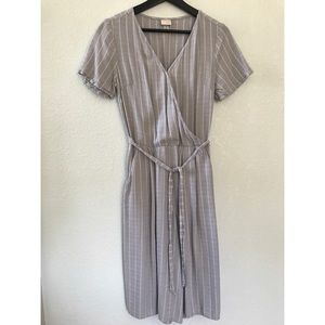 AND mid length romper